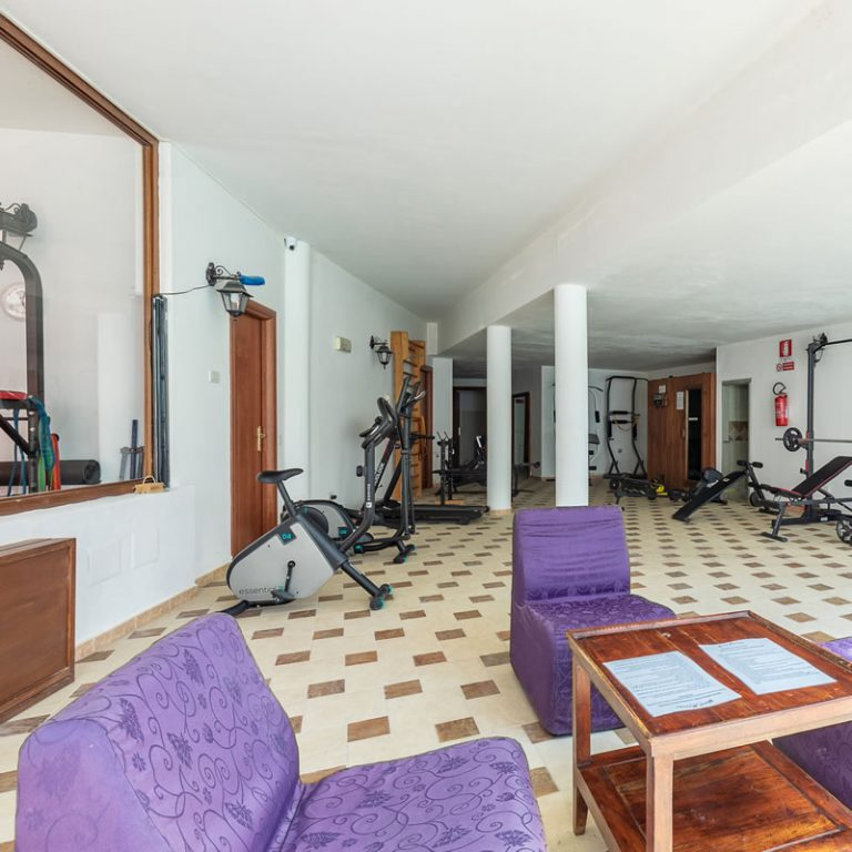 Fitnessstudio Hotel Bonsai